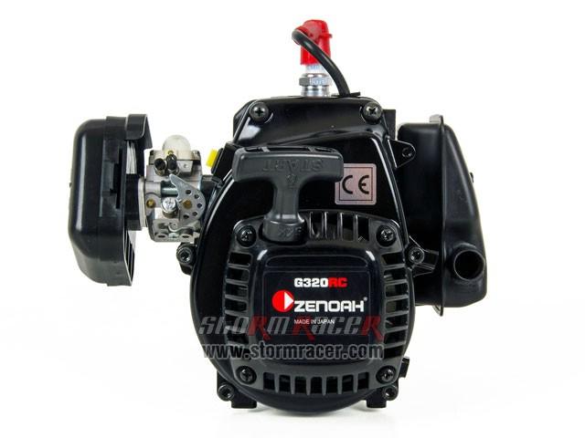 Zenoah G320RC Engine for Cars (32cc) 003