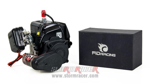 Zenoah G320RC w/Starter Engine for Cars (32cc) 001