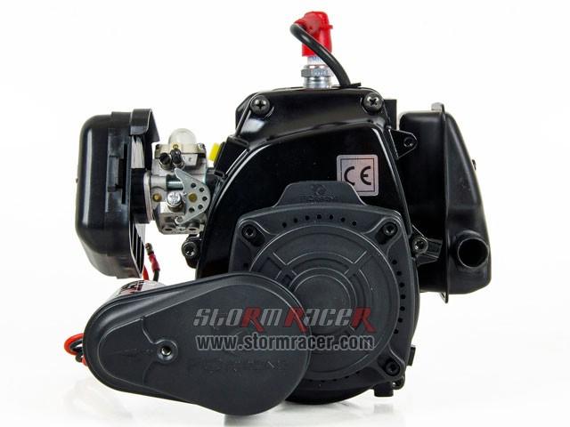 Zenoah G320RC w/Starter Engine for Cars (32cc) 004