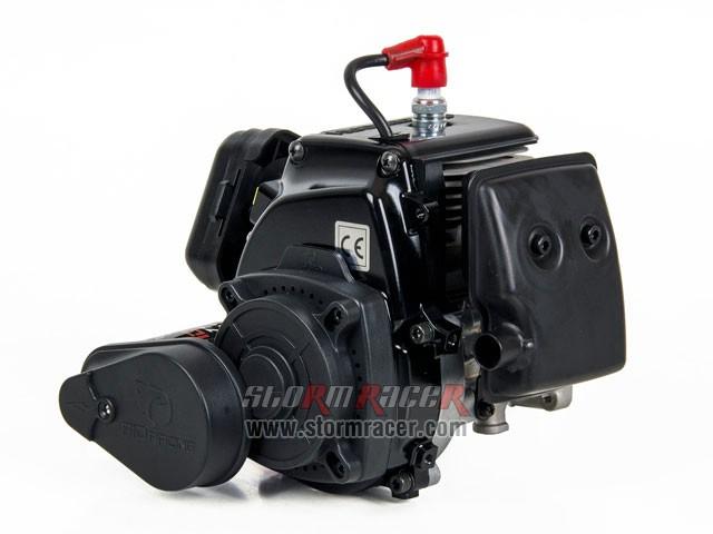 Zenoah G320RC w/Starter Engine for Cars (32cc) 006