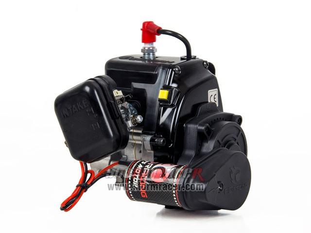 Zenoah G320RC w/Starter Engine for Cars (32cc) 007