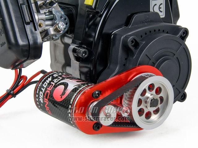 Zenoah G320RC w/Starter Engine for Cars (32cc) 009