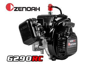 Zenoah G290RC Engine for Cars (29cc)