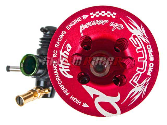 Alpha 23 Super Devil A-352 (3.8cc) RED HEAD 7 ports