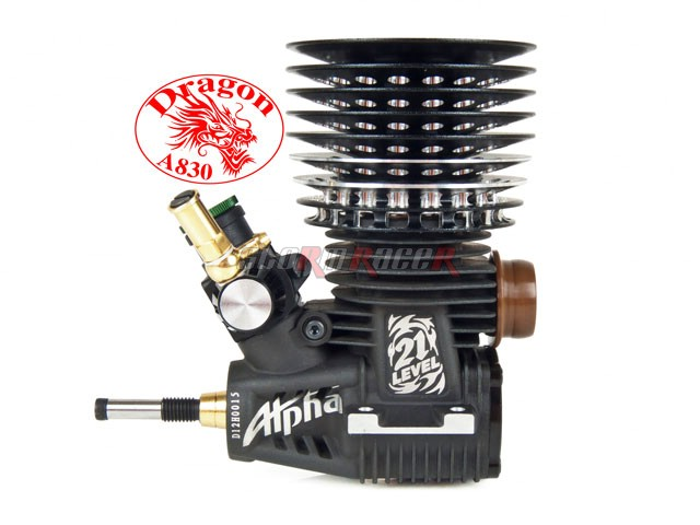 Alpha A-830 DRAGON.21 (3.5cc) Limited Edition