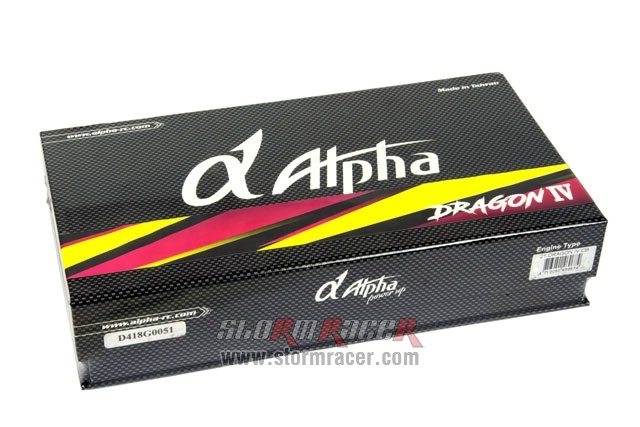Alpha Combo Dragon IV + EFRA 2134 003