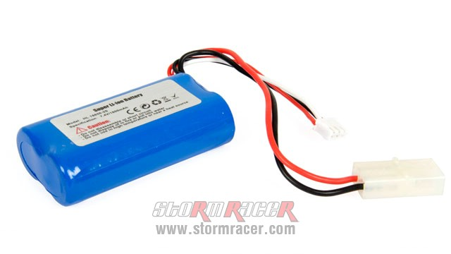 Pin Li-on HL 18650 2S 7v4 1800mAh 004