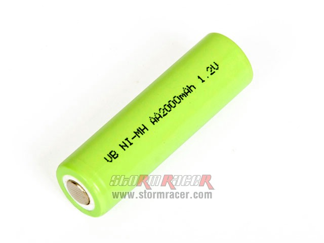 VB Power AA Battery 2000mAh 1,2V 001
