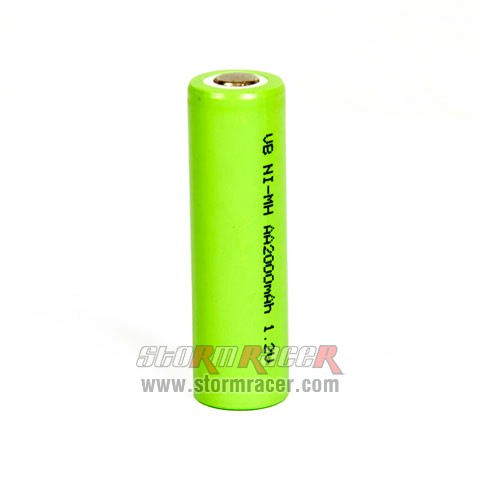 VB Power AA Battery 2000mAh 1,2V 003