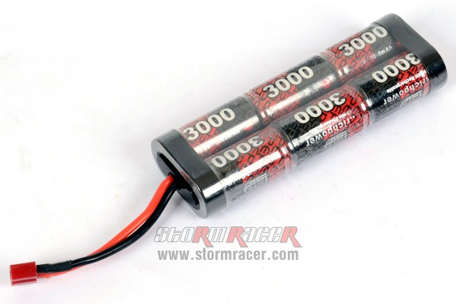 Ni-MH Battery 3000mAh 001