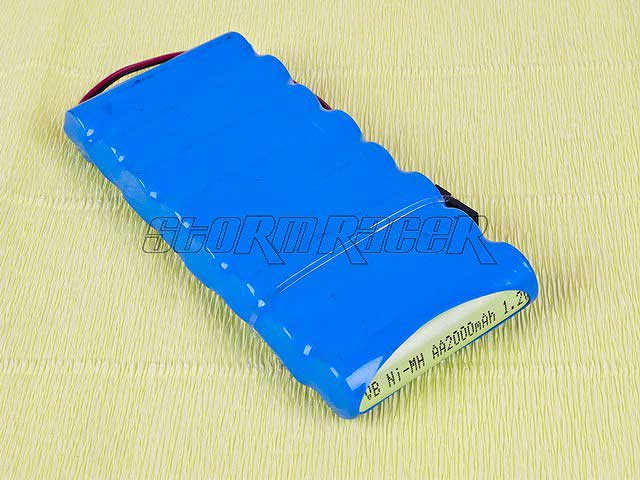 VB Power Ni-MH Battery 2000mAh 9.6V for TX