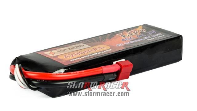 Vant Battery Li-Po 4200mAh 45C 11v1 001