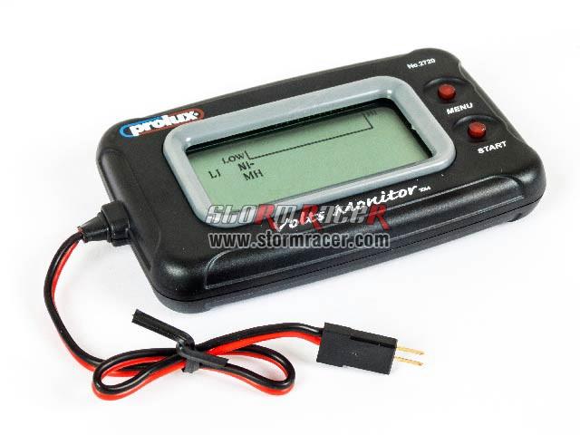 Volts Monitor #2720 005