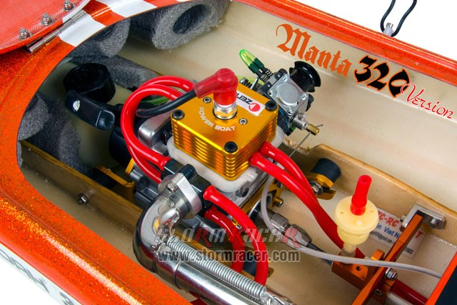 Manta 320 Version 012