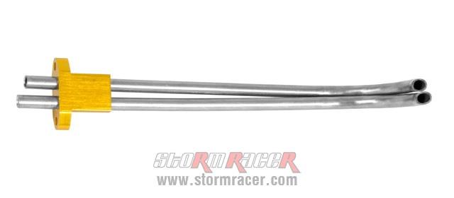 Ống Hút Nước 2 Lỗ 6mm #SRB-0015 001