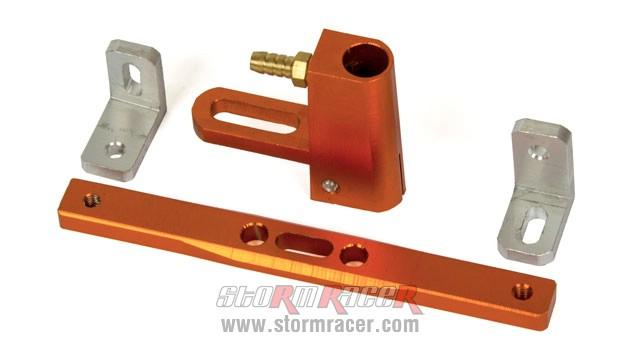 Pát CNC Giữ Trục Cáp Giữa #SRB-0016 002
