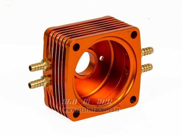 Đầu tản Nhiệt Nước CNC For Zenoah 320 #SRB-0021 003