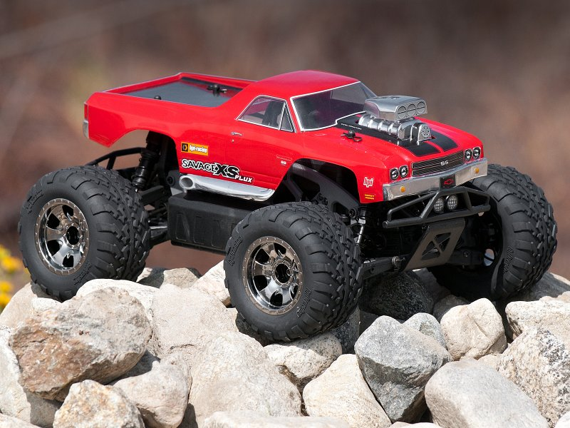 HPI  Body Chevrolet @EL Camino SS #106554 600