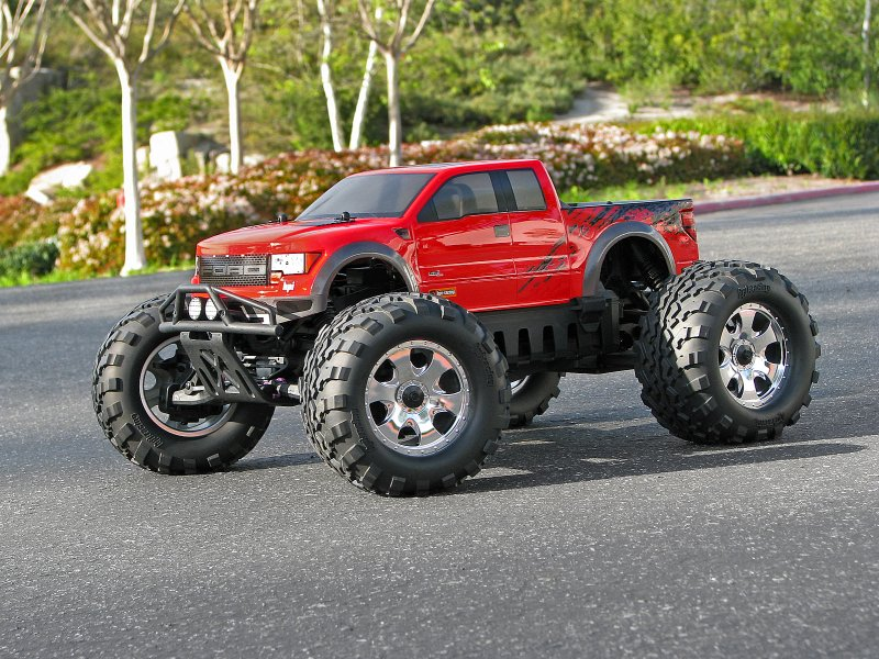 HPI Body FORD F-150 SVT RAPTOR #106562 600