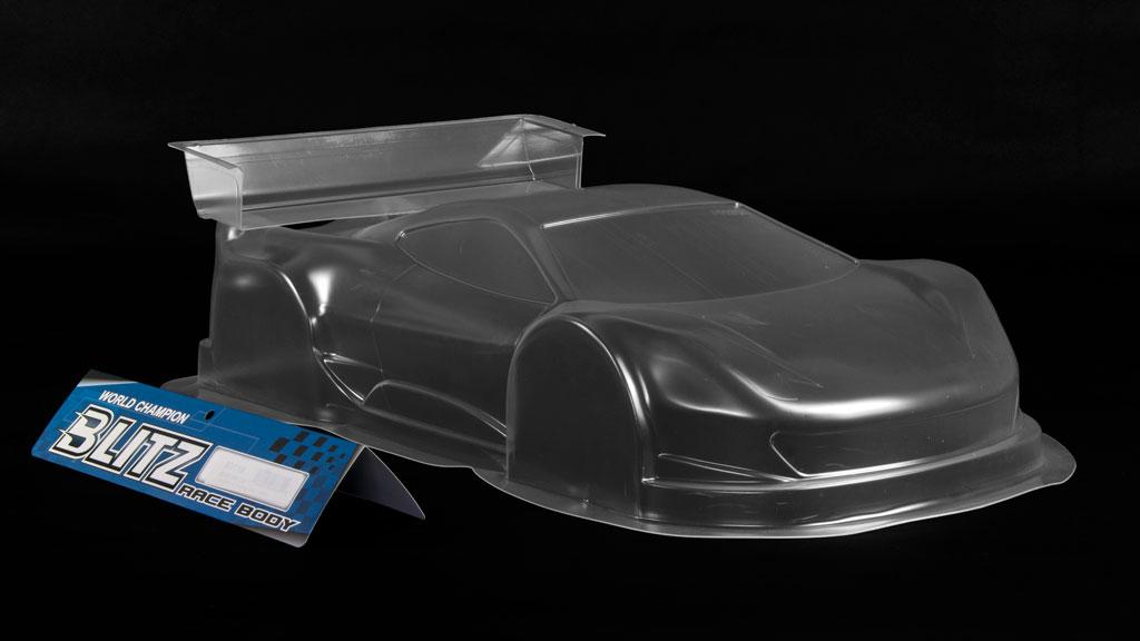 BLITZ 1/8 GT #60804-10 003
