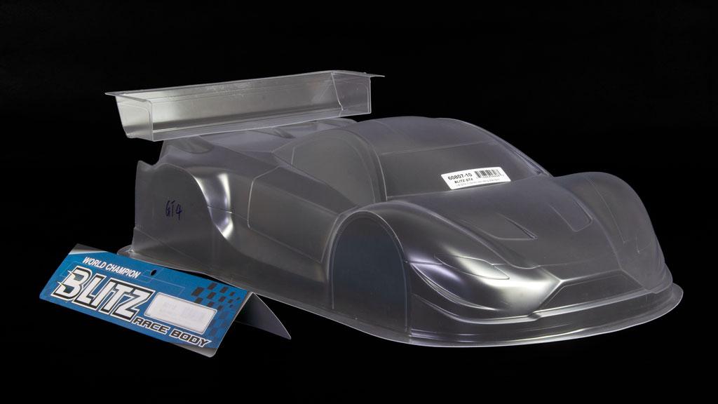 BLITZ 1/8 GT4 #60807-10 003
