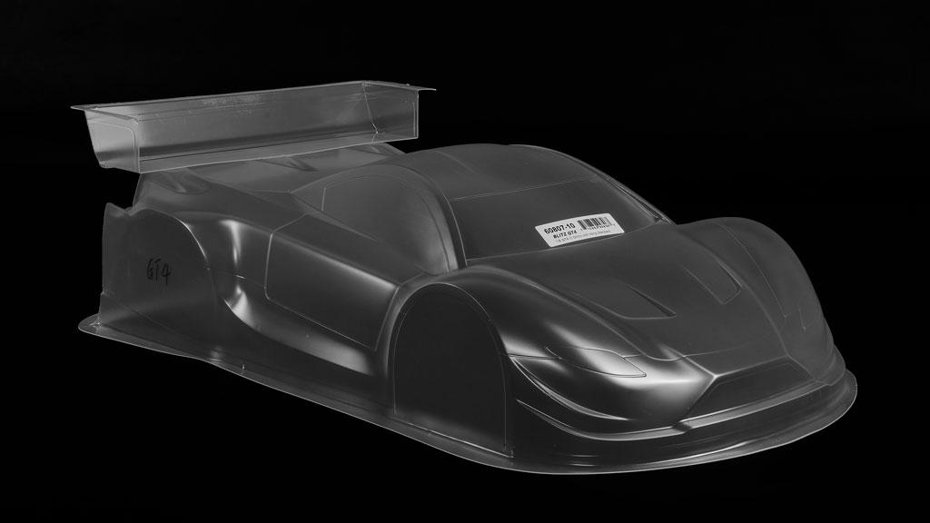 BLITZ 1/8 GT4 #60807-10 005
