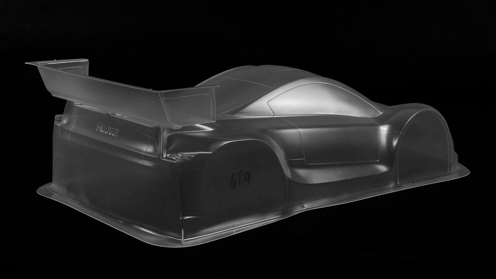 BLITZ 1/8 GT4 #60807-10 006
