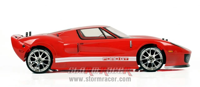 HPI 1/10 Body Ford GT (200mm) #7495 005