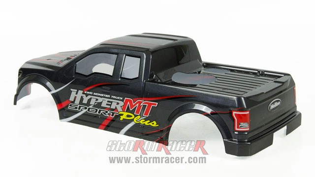 Body HoBao MT 1/8 Truck 005