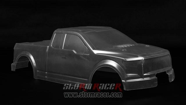 Body Hobao Truck 004