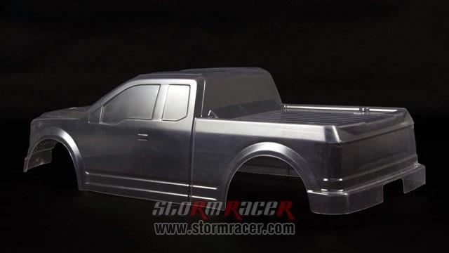 Body Hobao Truck 005