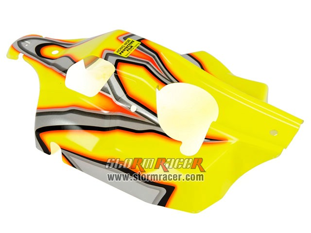 Hongnor X3 Nitro Buggy 1/8 007