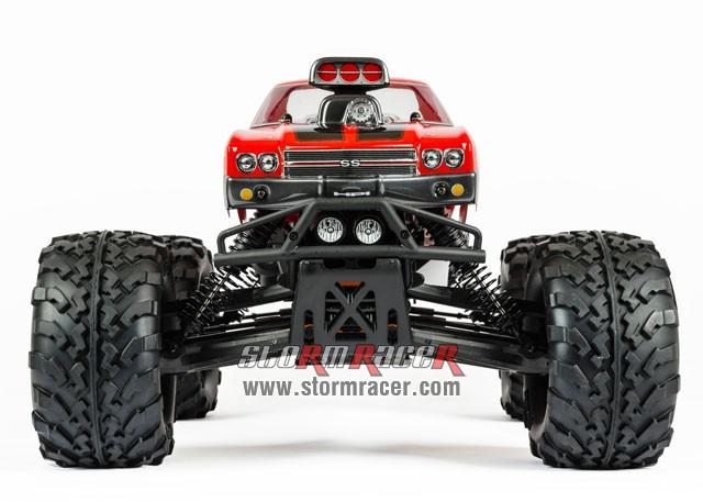 HPI 1/8 Truck Body Chevrolet Camino #7177 007
