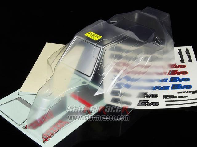 Body Hongnor X3.6-11 EVO 002