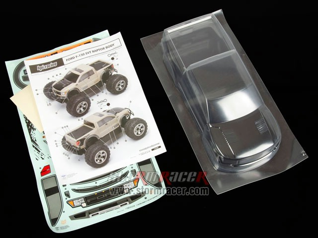 HPI Body FORD F-150 SVT RAPTOR #114710 002