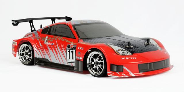 HSP Electric 1/10 DRIFT Z 350 RTR 2,4G 099