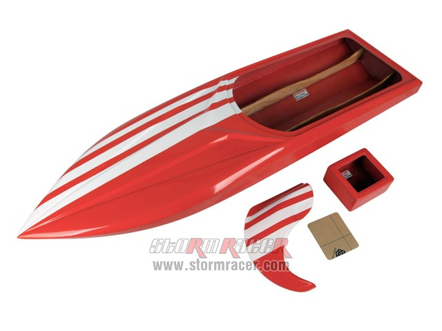 Vỏ Tàu Composite SE-45 (115cm) 014