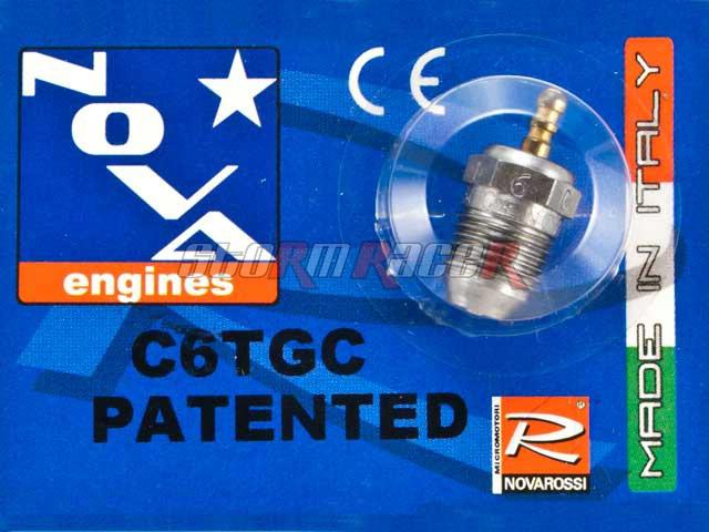 Bugi Novarossi Turbo C6TGC