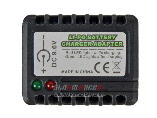 Lipo Charger 9.6Vol 400mA 004