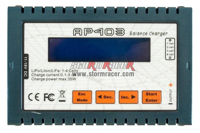 EV Multi Balance Charger AP-403 kinh tế nhất