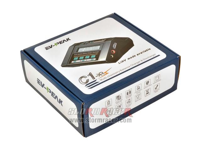 EV-PEAK Balance Charger C1-XR 100W-10A 001