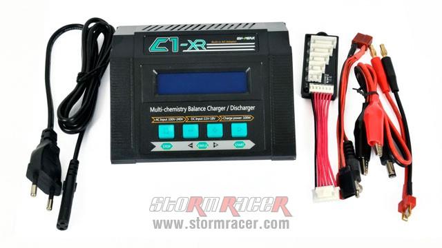 EV-PEAK Balance Charger C1-XR 100W-10A 004