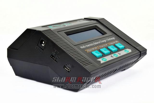 EV-PEAK Balance Charger C1-XR 100W-10A 007