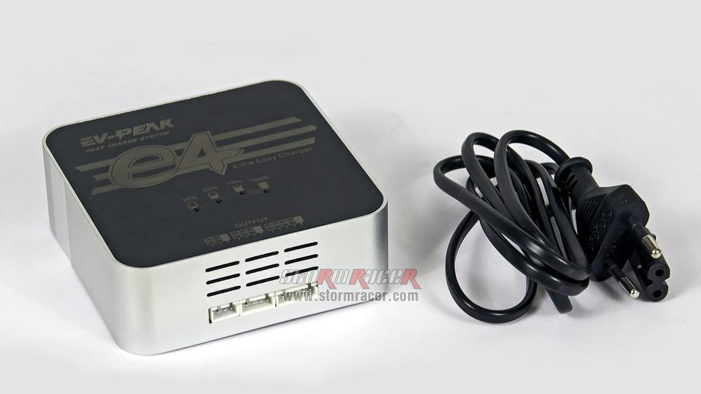 EV-PEAK Lipo Charger E4 50W 4A 003