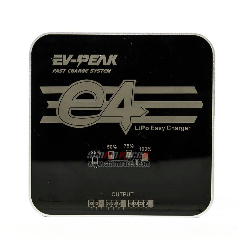 EV-PEAK Lipo Charger E4 50W 4A 006