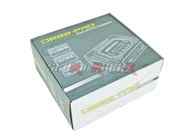 EV Dual Output Charger D-622-PRO (200W x2)