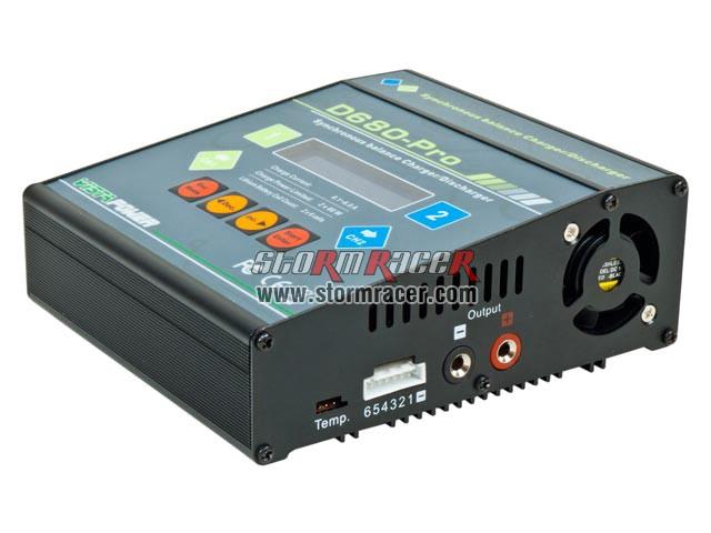 EV Multi Balance Charger D-680-PRO (2 x 80W)