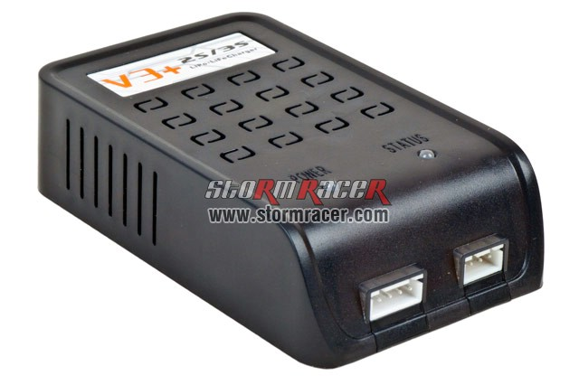 V3 Lipo/Li-Fe Balance Charger 2S/3S/220V