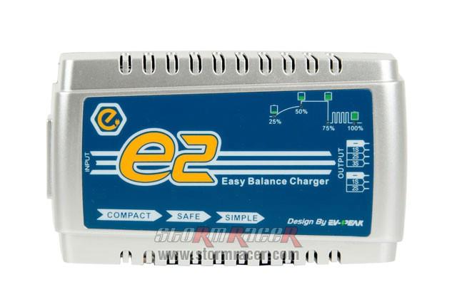 Sạc Ecube Lipo Easy Charger E2 008