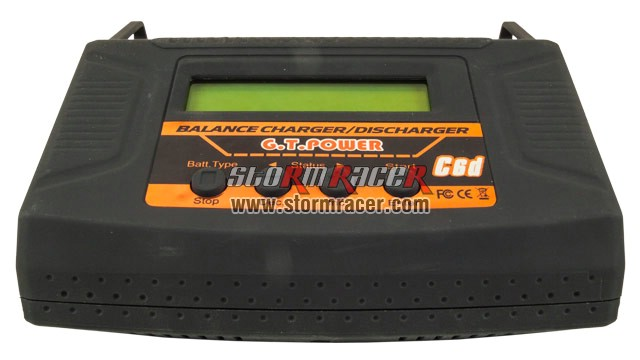 GT-POWER Multi Balance Charger/Discharger C6D
